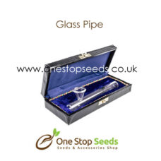 Black Leaf Glass Shotgun Pipe In Wooden Box Available from one stop seeds and accessories Glasgow  sc 1 st  Cannabis Seeds Glasgow & Glass Pipes Archives - One Stop Seeds u0026 AccessoriesOne Stop Seeds ...